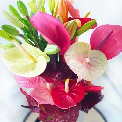 Bouquet Solidaire