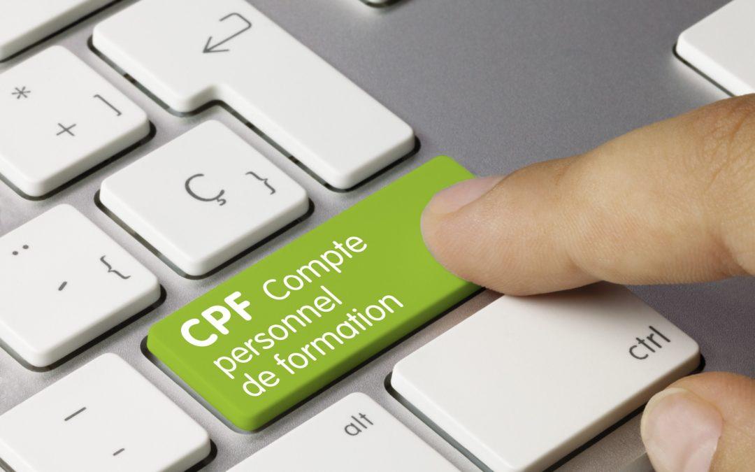 CPF : CE QUI CHANGE LE 1ER JANVIER 2019