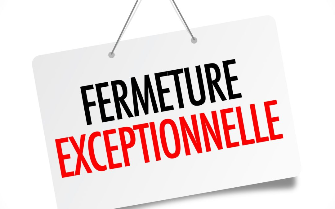 FERMETURE DES CENTRES DE FORMATIONS DE LA CCI DE LA REUNION .