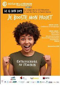 ENTREPRENDRE AU FEMININ, je booste mon projet à la CCI
