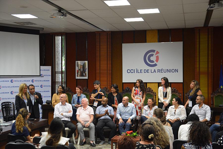 La Journée Entreprendre au Féminin à la CCI de La Réunion