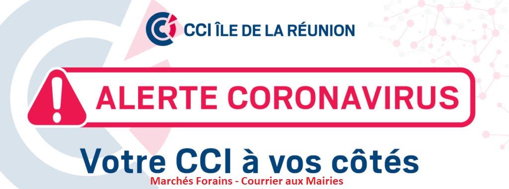 Marchés Forains – Courrier aux Mairies