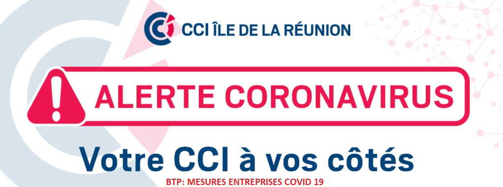 BTP: Mesures entreprises COVID 19