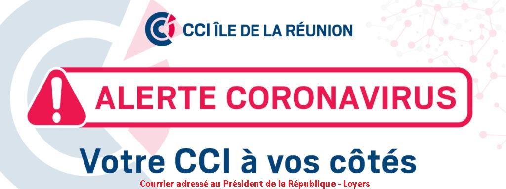 Courrier adressé au Président de la République – Loyers