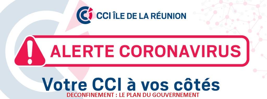 DECONFINEMENT : LE PLAN DU GOUVERNEMENT