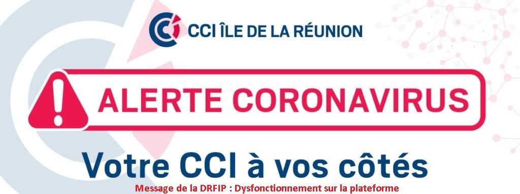 Réponse du centre de la DRFIP sur les problèmes de saisie de dossiers FSN du mois d'avril 2020
