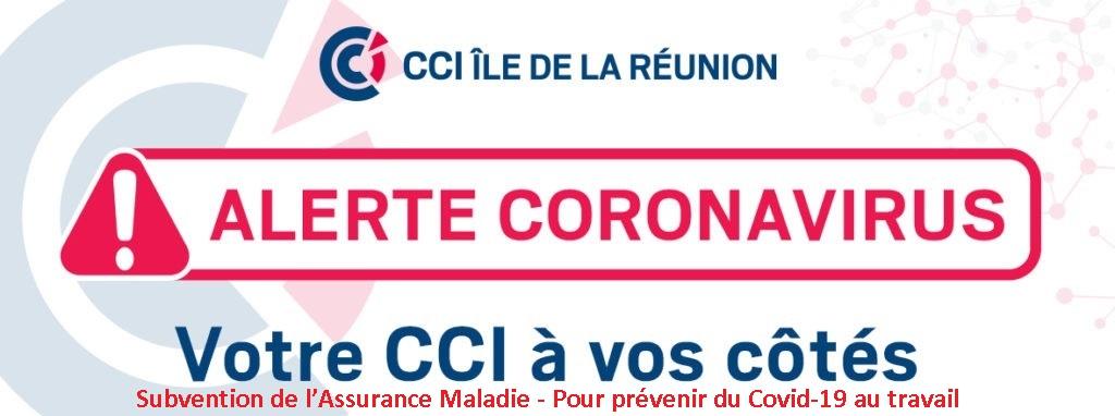 Subvention de l'Assurance Maladie –  Risques professionnels pour aider les TPE/PME à prévenir le Covid-19 au travail