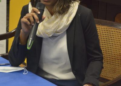 Anne-Laure Ringanadépoullé (Pépé José) justifiant son choix sur l'apprentissage
