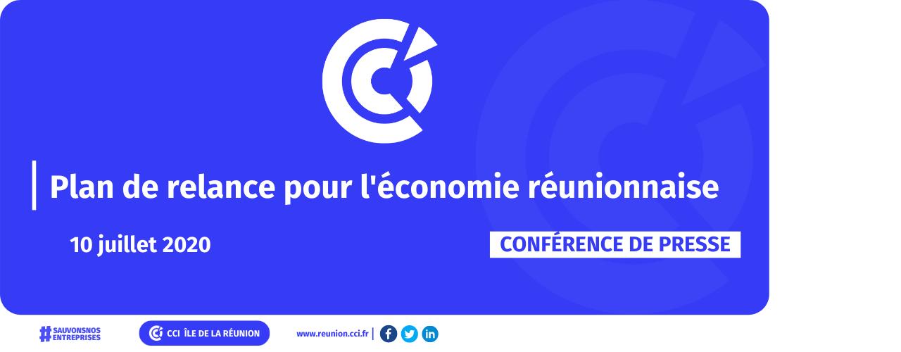 La CCI réunion propose un plan de relance pour l'économie réunionnaise