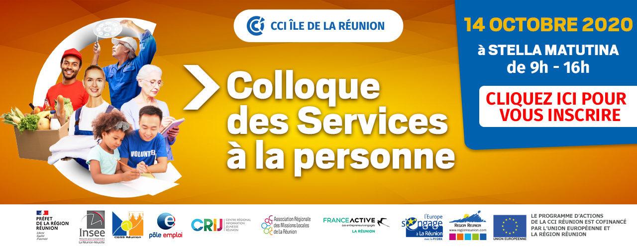 Colloque Services à la personne