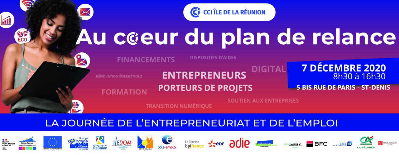 Journée de l'Entrepreneuriat et de l'Emploi