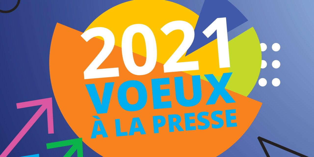 Vœux à la presse 2021