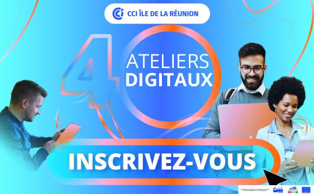Transition Numérique – Atelier digital