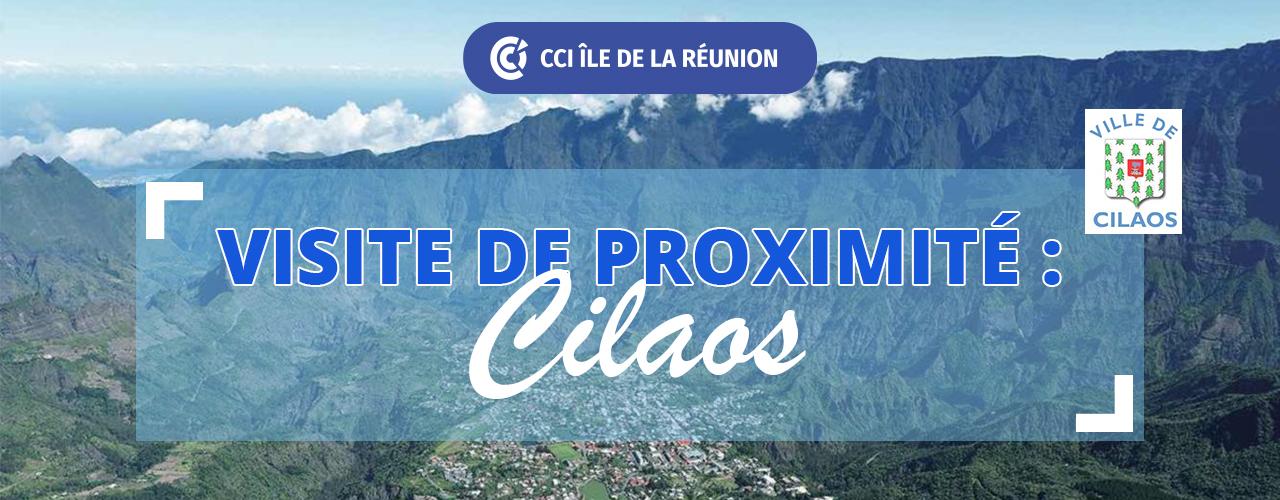 Visite de Proximité : Ville de Cilaos