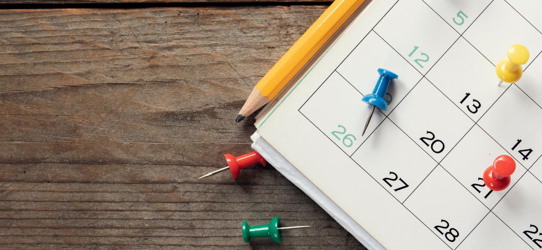 Calendriers des formations entreprises : Janvier à Juin 2021