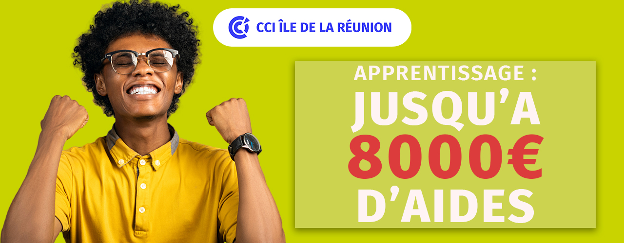 Recrutement d'apprenti(e) : profitez de l'aide exceptionnelle jusqu'à 8 000€ !