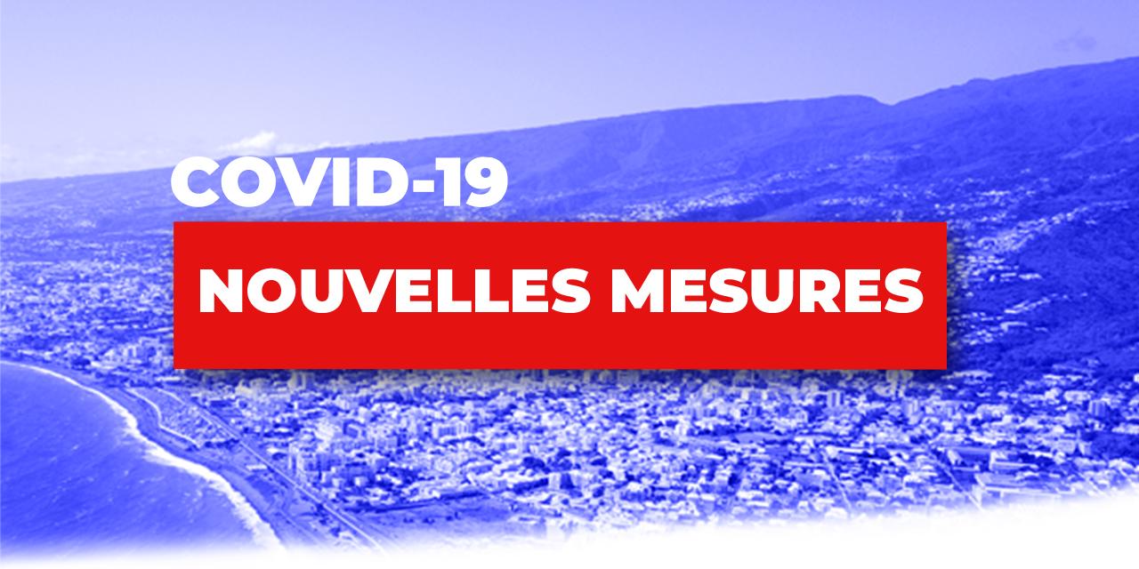 Communiqué du Président de la CCI Réunion suite aux annonces de M. Le Préfet. – 02/04/2021