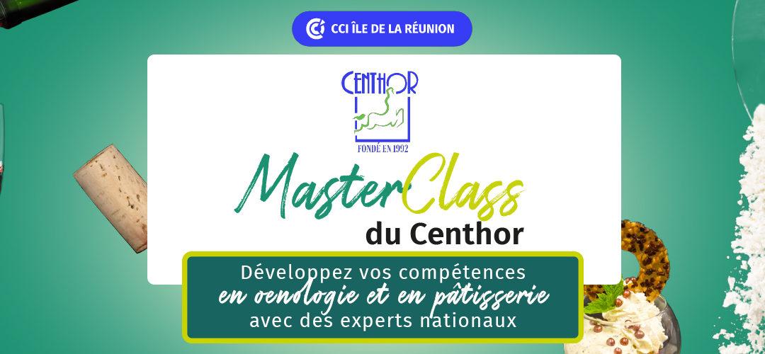 Participez au MasterClass du CENTHOR 2021 !