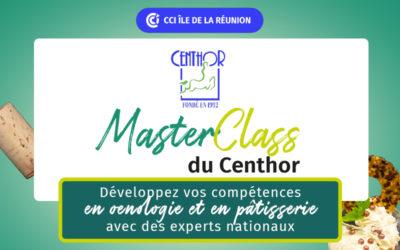 Participez au MasterClass du CENHTOR 2021 !