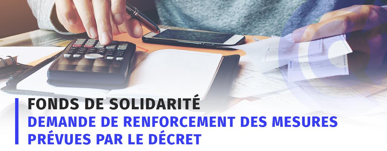 Fonds de Solidarité – Mesures prévues par le décret n°2021-1087 du 17/08/2021