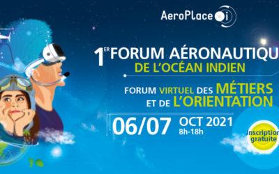 [AEROPLACE OI] Le 1er Forum Aéronautique de l'océan Indien