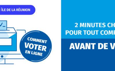 [ELECTIONS CCI 2021] Comment voter en ligne ?