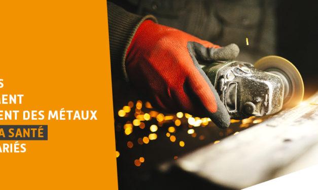 [WEBINAIRE] Entreprises de traitement et revêtement des métaux : protéger la santé de vos salariés